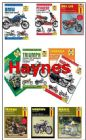 Honda CBR125R (04 - 07) Haynes Manual